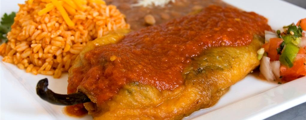 It is the best chile relleno I've had in the United States, ever! They serve among the best Mexican soups I have had, ever, and I have been to Mexico almost twenty times.</br>Tyler Cowen